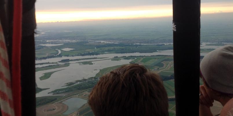 Ballonvaart_Dordrecht_en_Biesbosch